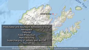 Makushin Geothermal Power - Strategically Located