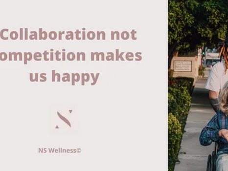 Collaboration Not Competition Makes Us Feel Happy & Safe