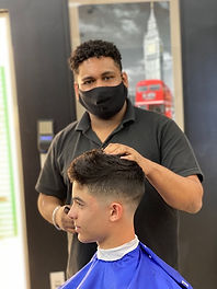 Barbeiro Deyvid