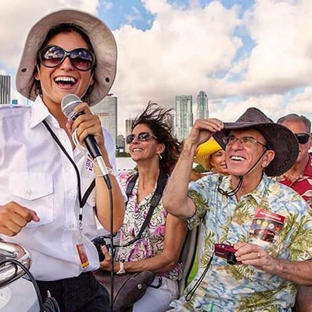 Dia 10 de Maio. Dia do Guia de Turismo.