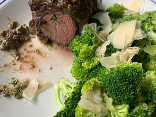 30 Min Fancy Shmancy (Keto-Friendly) Beef Dinner