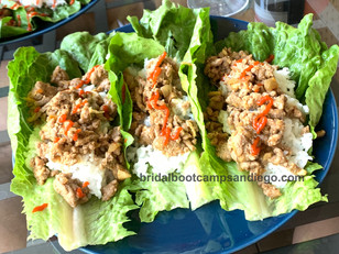 Better than Restaurant Lettuce Wraps