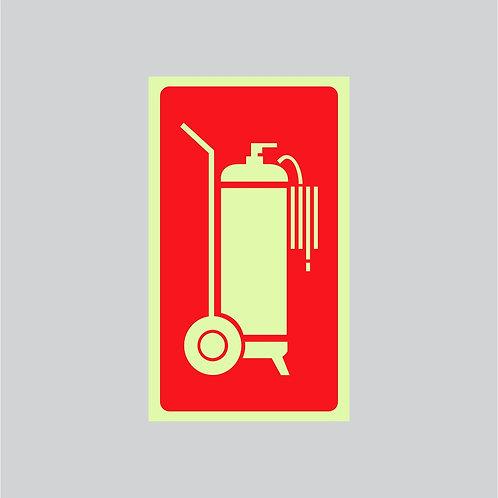 Placas Extintor