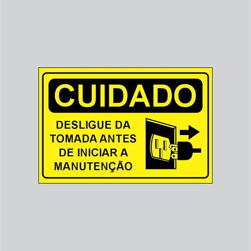 Placas Cuidado