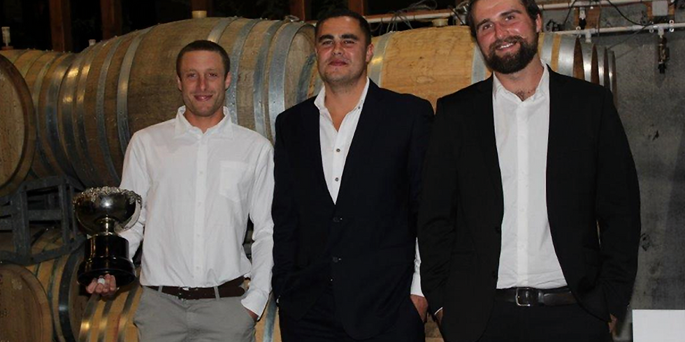 Corteva Auckland/Northern Young Viticulturist of the Year Awards Dinner