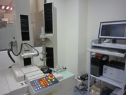1 x Spectrometer 1 x real time x-ray unit 1x Instronmeter (mechanical property testing) 2 x CMM machines 1 x Profile machine