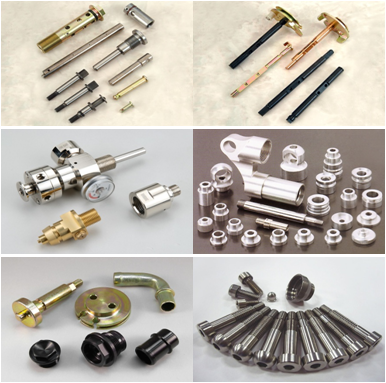 Precision CNC and Turned Parts