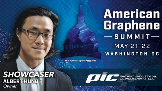 PIC @ American Graphene Summit 5/21 - 5/22
