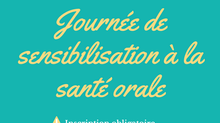 Journée de sensibilisation à la santé orale le 14 février 2020