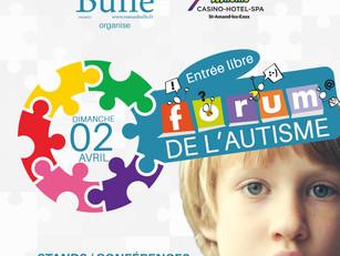 HANDIDENT sera au forum de l'autisme
