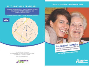Au CH Compiègne-Noyon, une nouvelle USOS a rejoint le réseau HANDIDENT   !