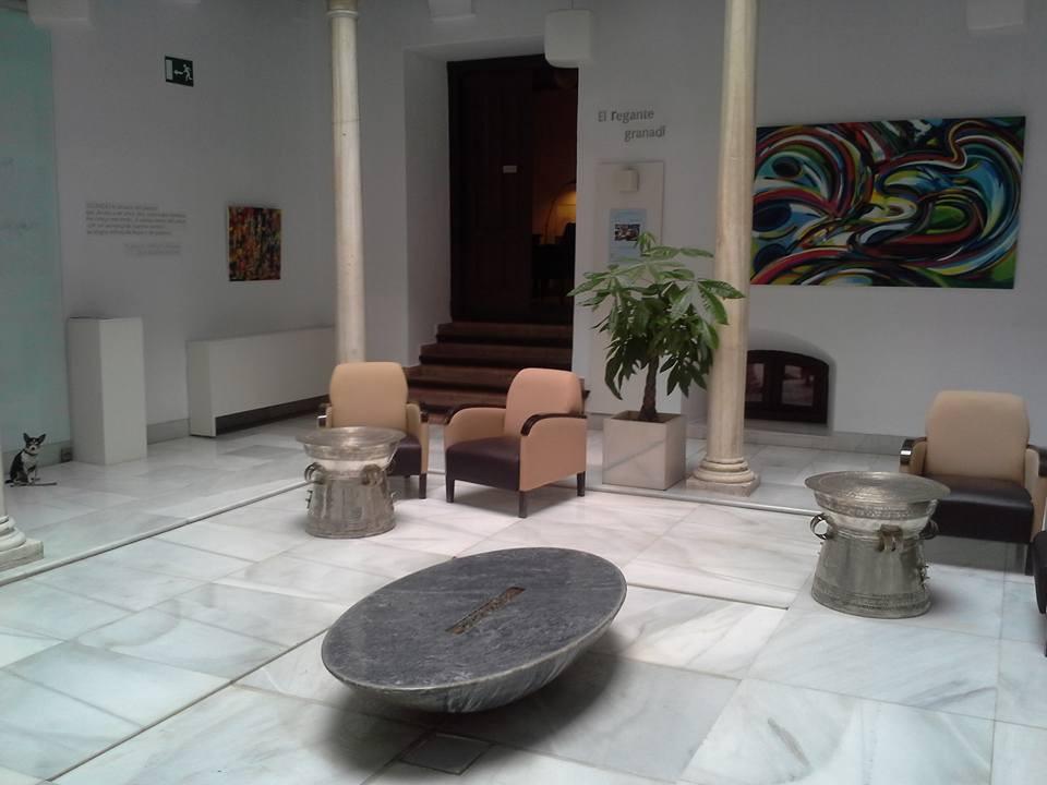 Hotel El Ladrón de Agua Granada