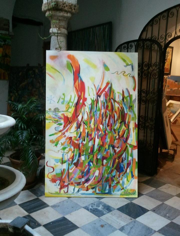 Patio Galeria Van Gestel 2011