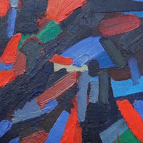 Abstrazos20óleo22x22cm