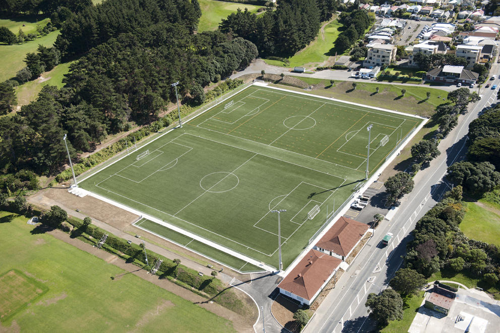 Artificial turf Sports Grounds