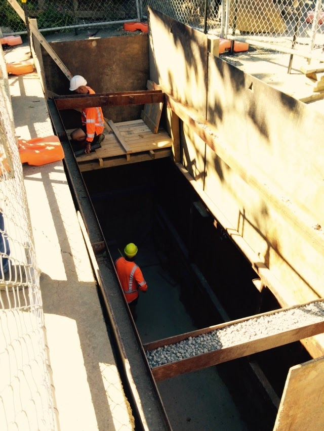Storm Water and Sewer Construction