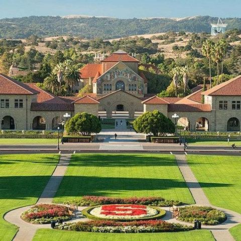 Stanford University, Stanford, California