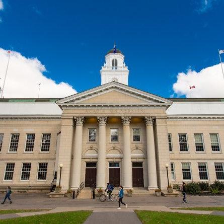 Acadia University, Wolfville, Nova Scotia