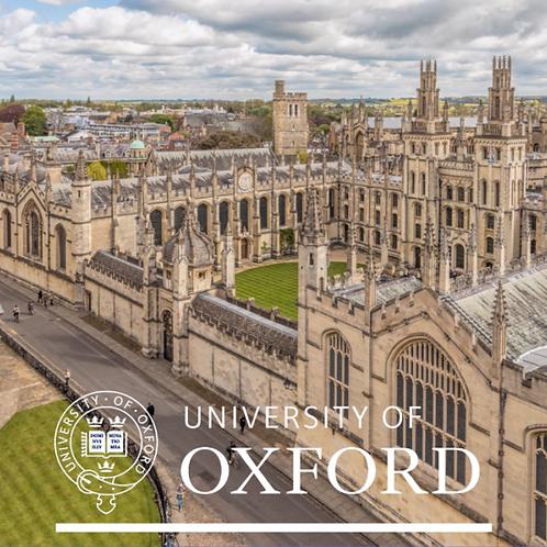 University of Oxford, Oxford
