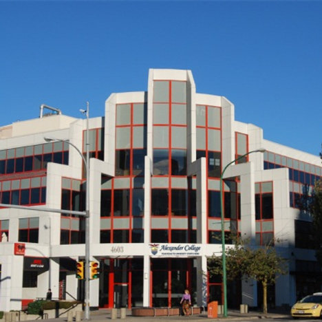 Alexander College, Burnaby and Vancouver, British Columbia