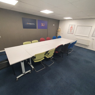 Long Meeting Tables