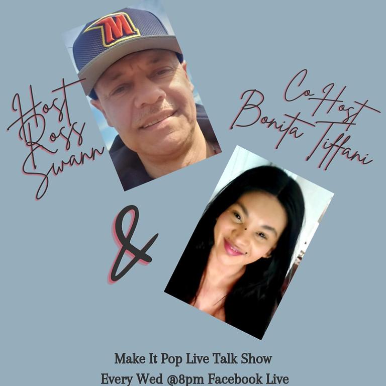 Make It POP Live Talk Show