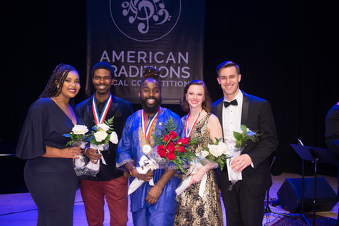 American Tradition Competition Finalists