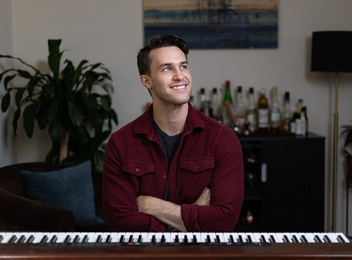 Inside Voice Album photo shoot