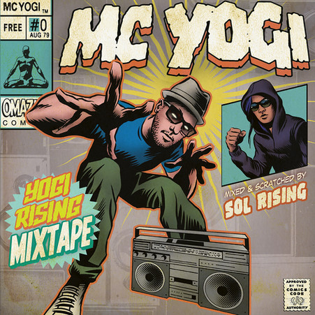 Yogi Rising Mixtape with MC Yogi