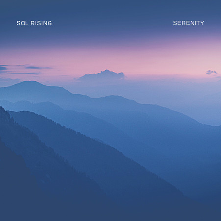 """New Album """"Serenity"""" Out Now"""