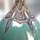 Thumbnail: Turquoise Sgraffito Vase