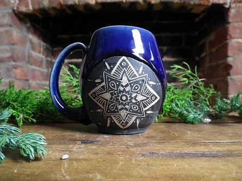 Tribal Star Mug