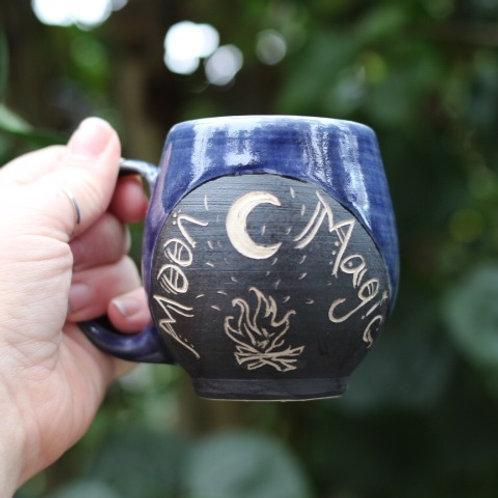 Moon Magic Fire Mug