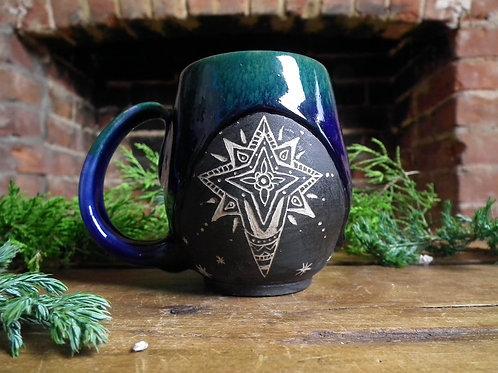 Ocean Star Mug