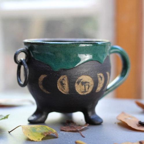 Moon Cauldron Mug