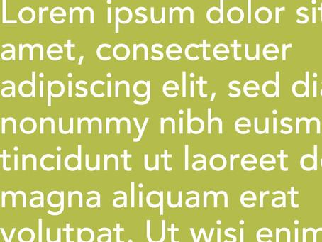 Lorem Ipsum for Wine