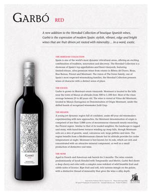 Wine Sheet