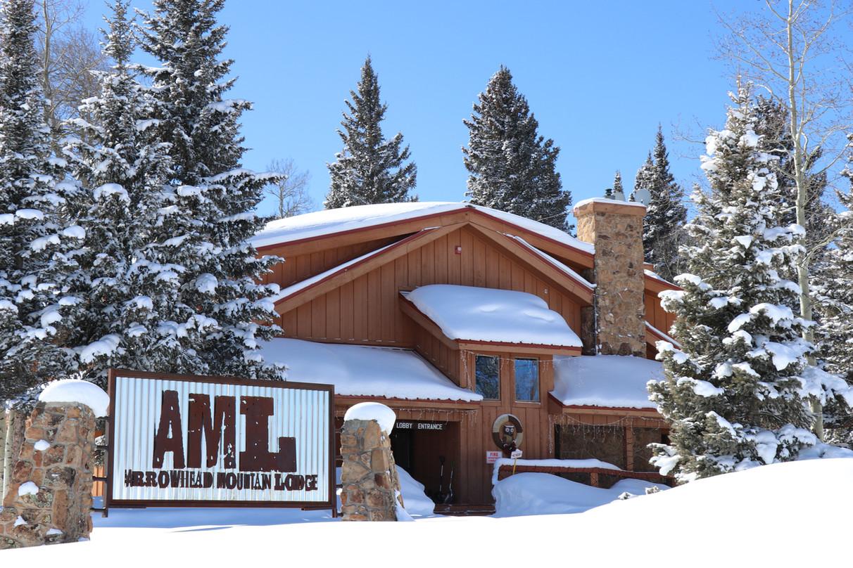 Winter at Arrowhead Mountain Lodge