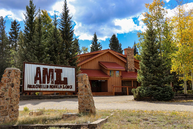Fall at Arrowhead Mountain Lodge