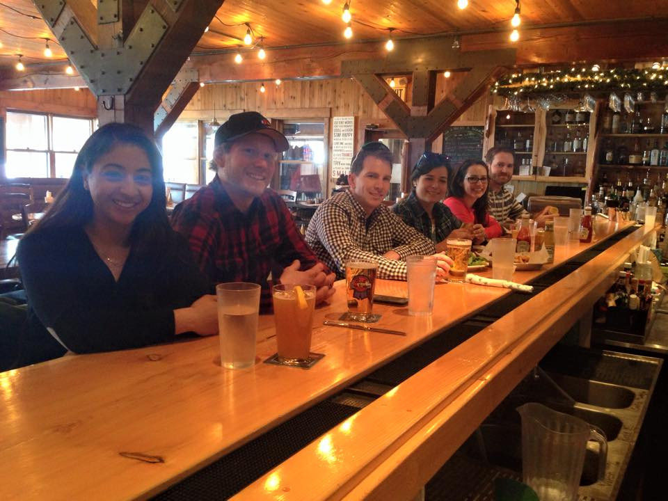 Bar at Arrowhead Mountain Lodge