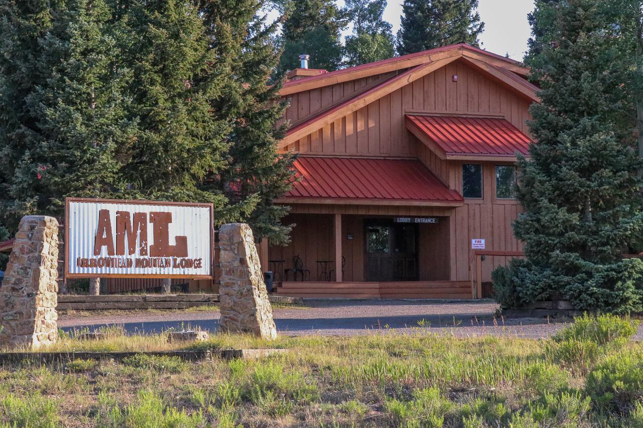 Lodge Lobby Summer