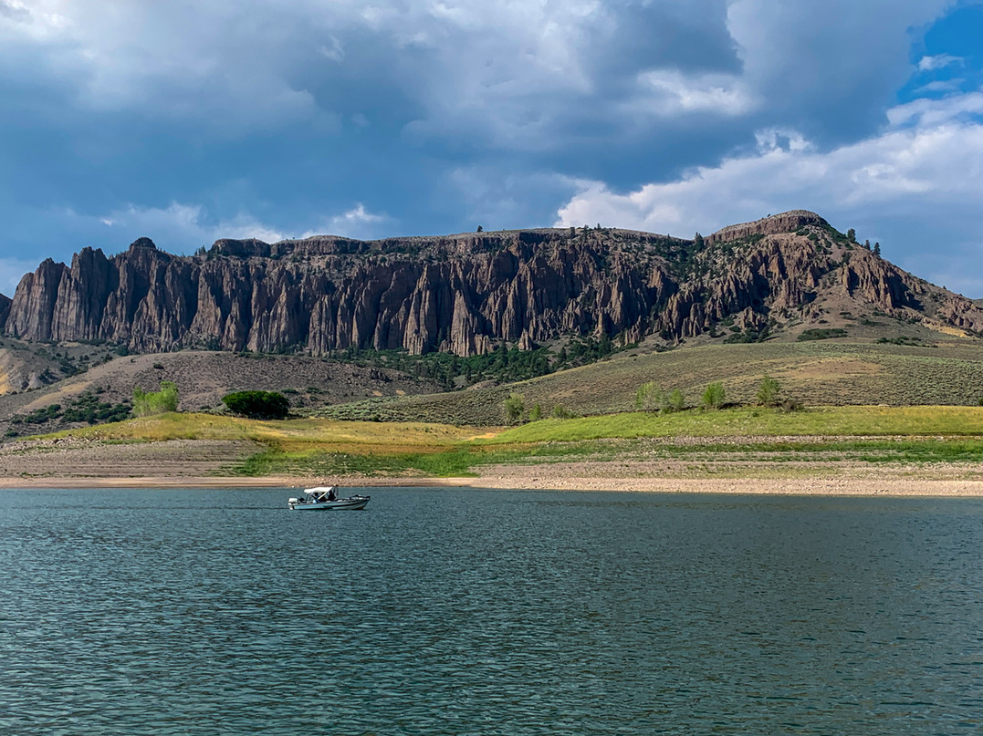 Dillion Pinnacoles at Blue Mesa Reservoir