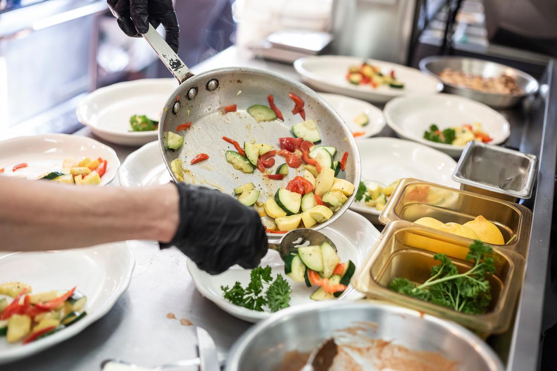 Kitchen at Arrowhead Mountain Lodge