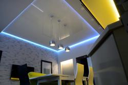 RGBW Ceiling Lighting
