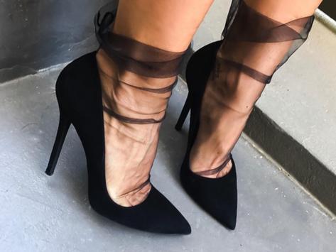 The Sheer Socks