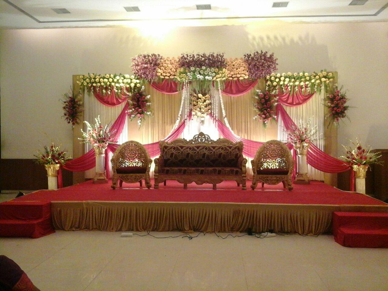Wedding reception at The Shiraz