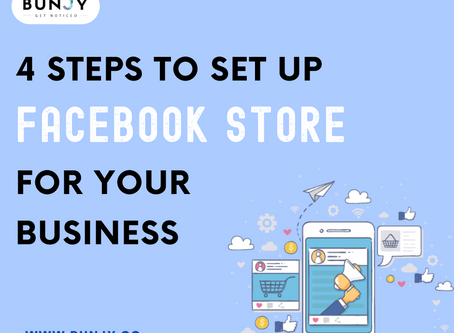 4 Steps to Setup Facebook Store for Your Online Business