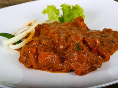 Bhopal Cuisine - Achari Gosht