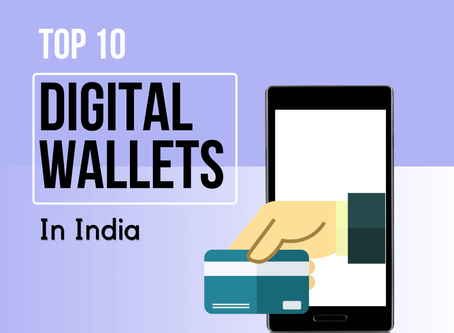 Top 10 Digital wallets in India