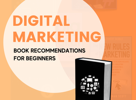 Top 5 digital marketing book recommendations for Beginners